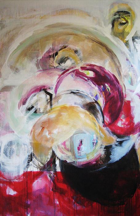 Acryl | Leinwand 120 x 180 | 2009